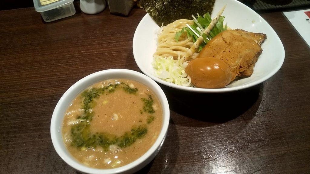 izasaの特製つけ麺