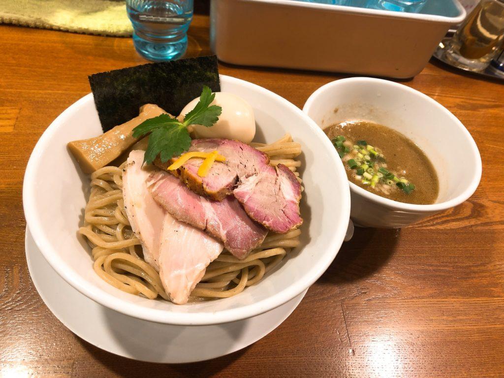 藤むらのつけ麺