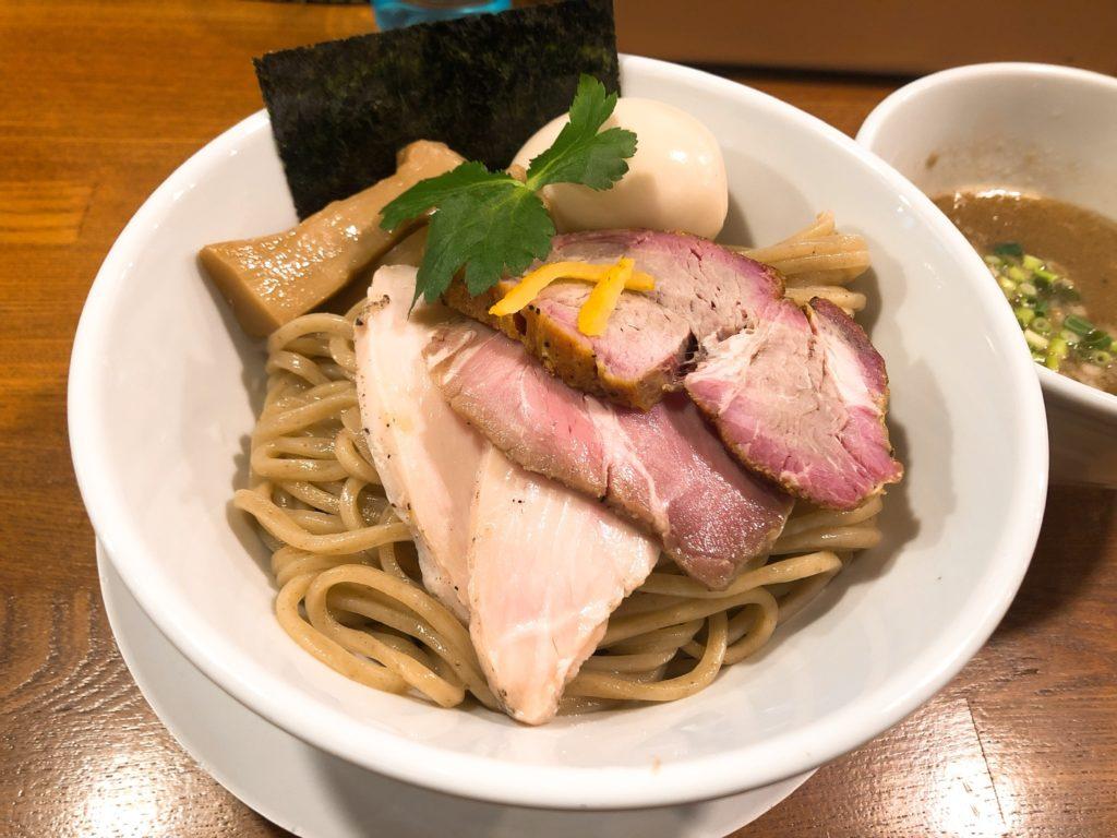 藤むらの麺