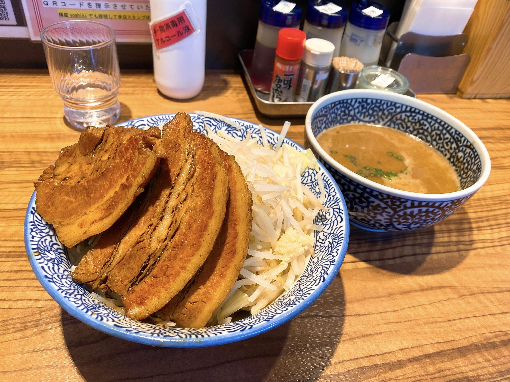 燈郎のつけ麺