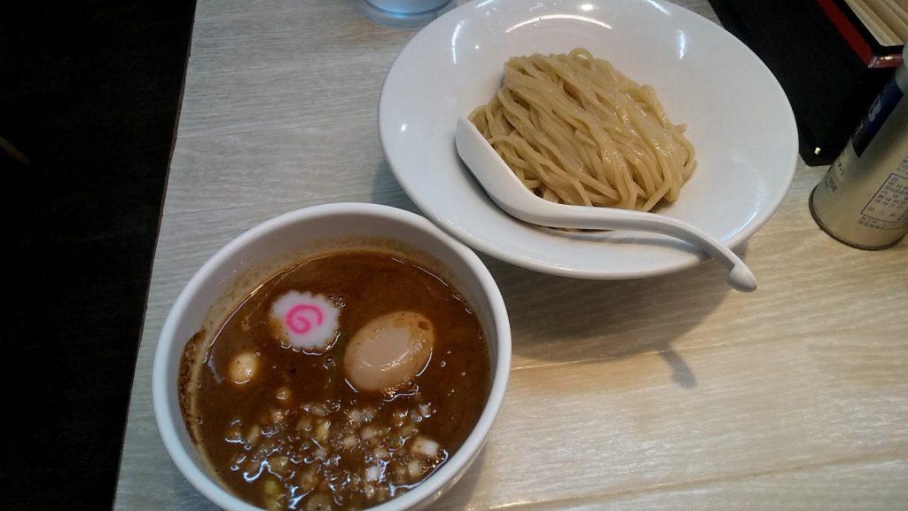 魚雷のつけ麺