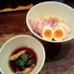 うさぎの特製つけ麺の写真