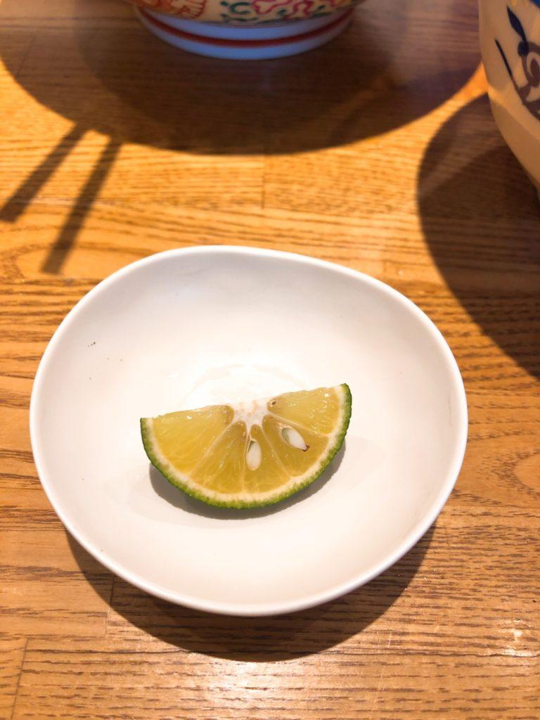 神田勝本のスープ割