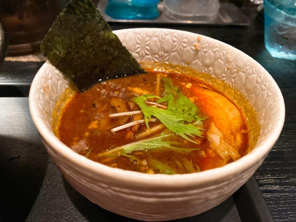 麺屋永吉花鳥風月のスープ