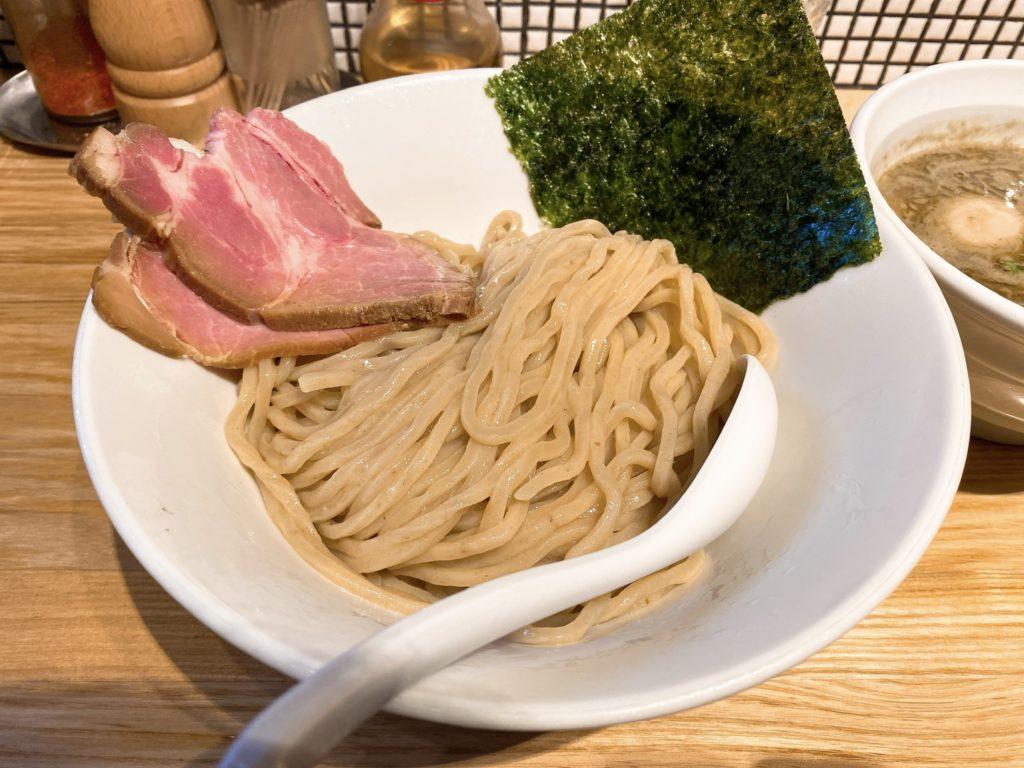 らーめん改の麺