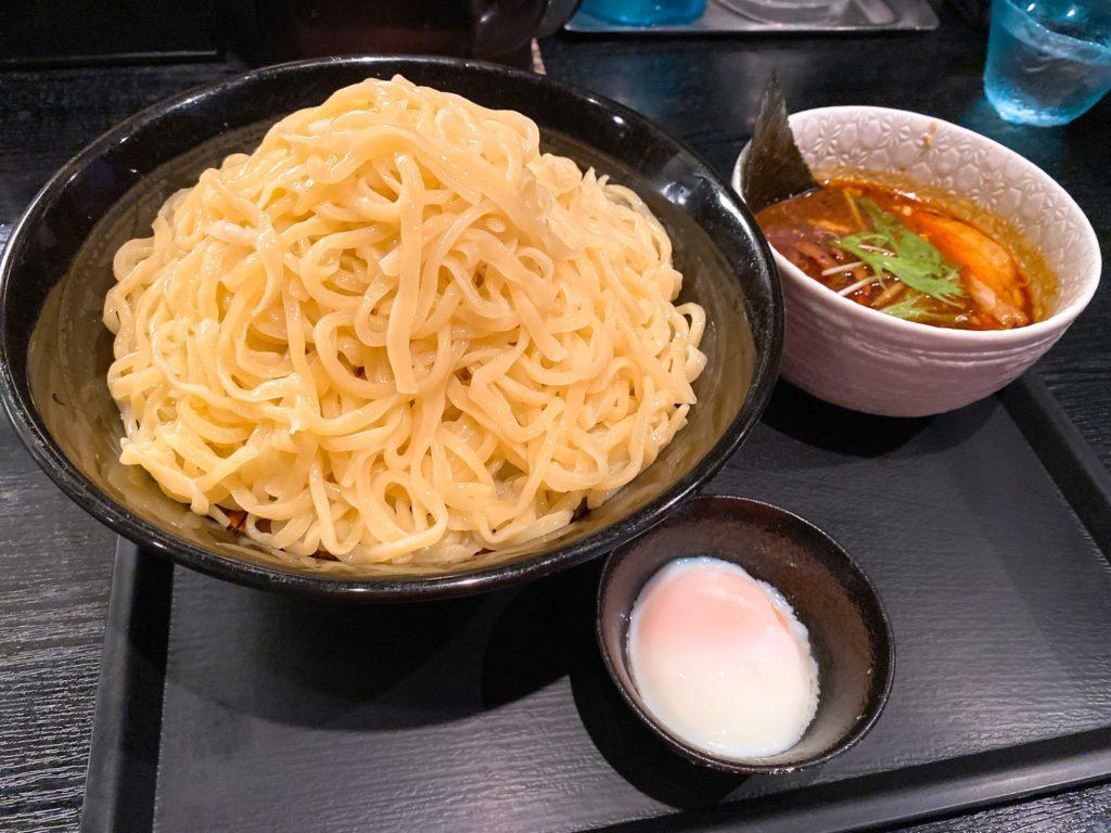 麺屋永吉花鳥風月のつけ麺