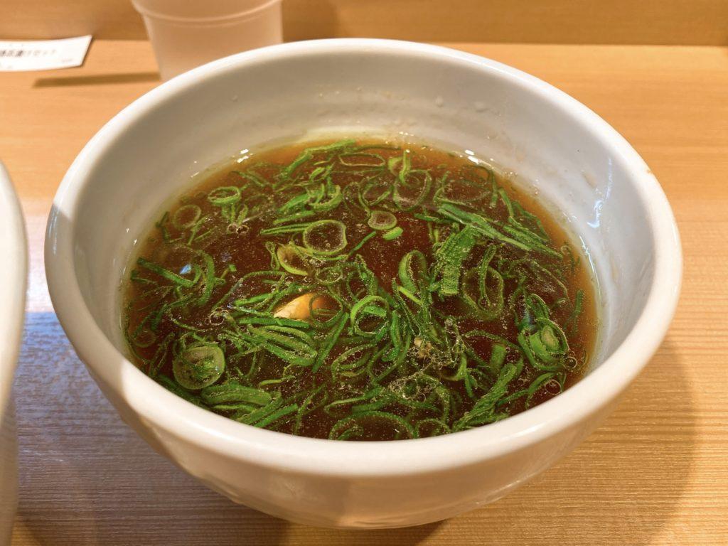 はやし田のスープ