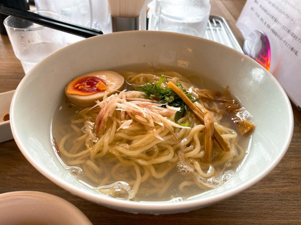 和渦Tokyoの麺