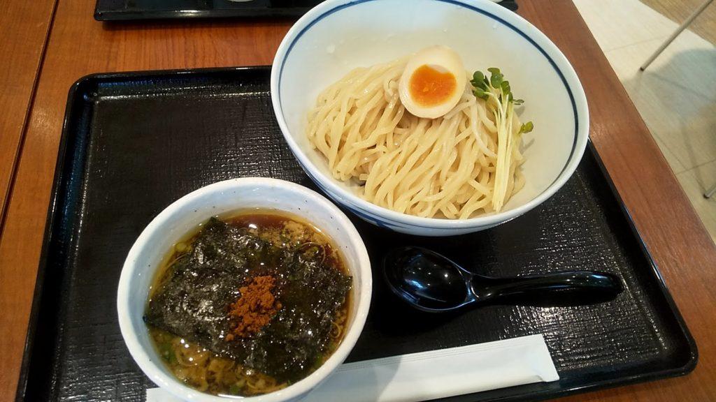 麺処直久錦糸町店の鶏×魚介つけ麺