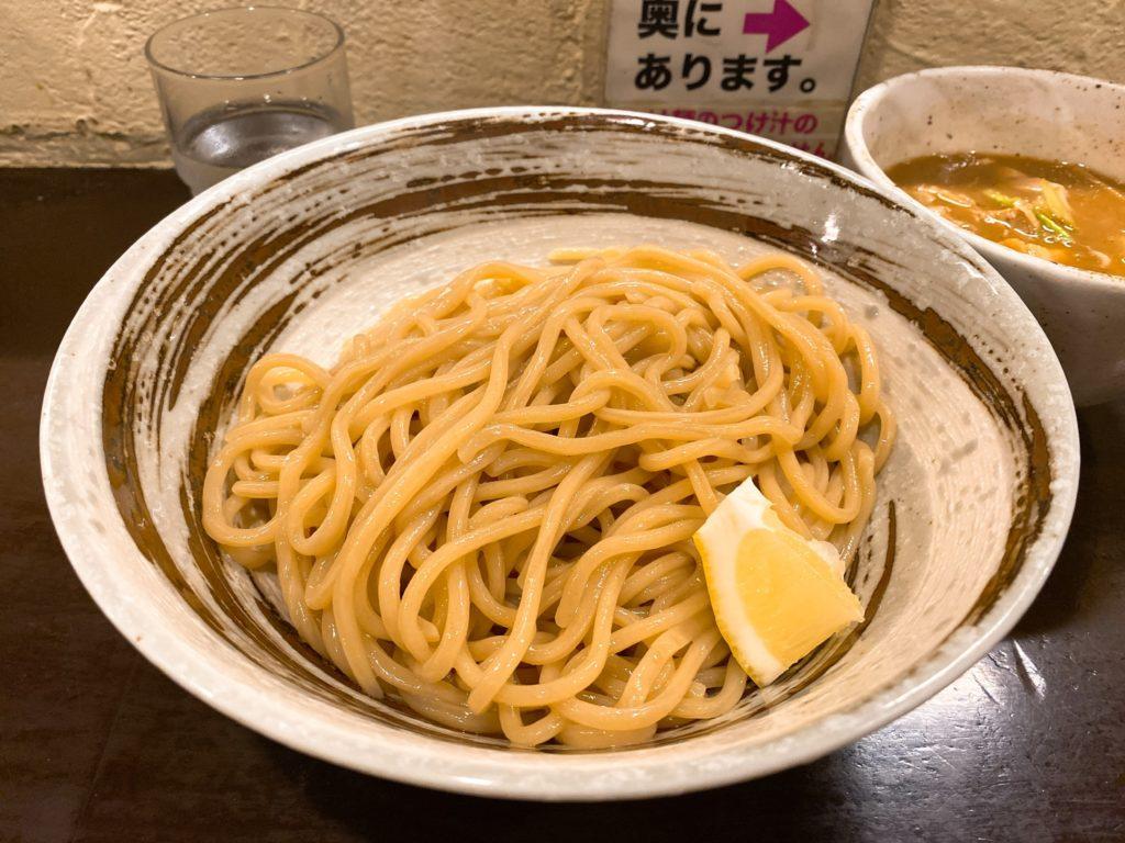 づゅる麺池田の麺