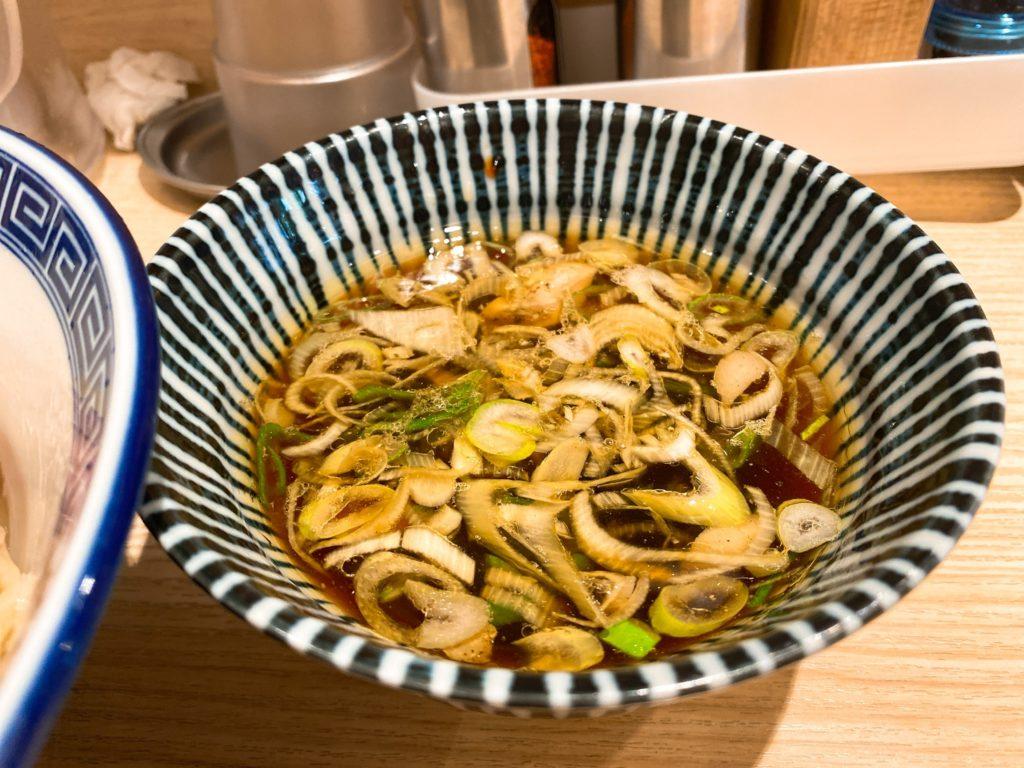 中華そば竹むらのスープ
