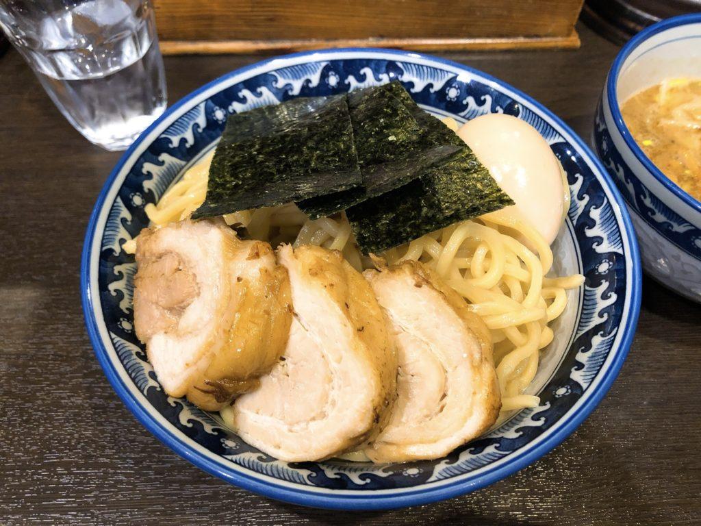 わた井の麺