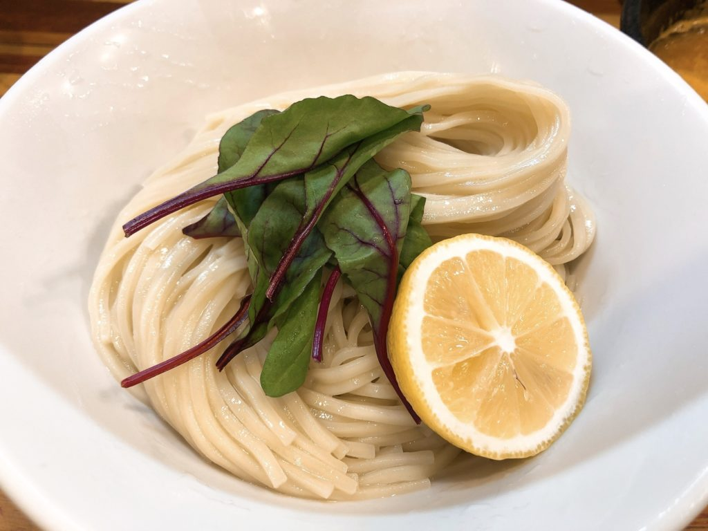 五ノ神水産の麺