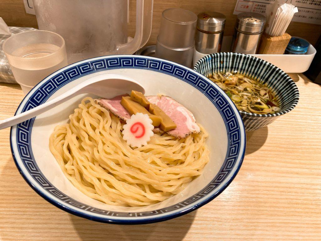 中華そば竹むらのつけ麺