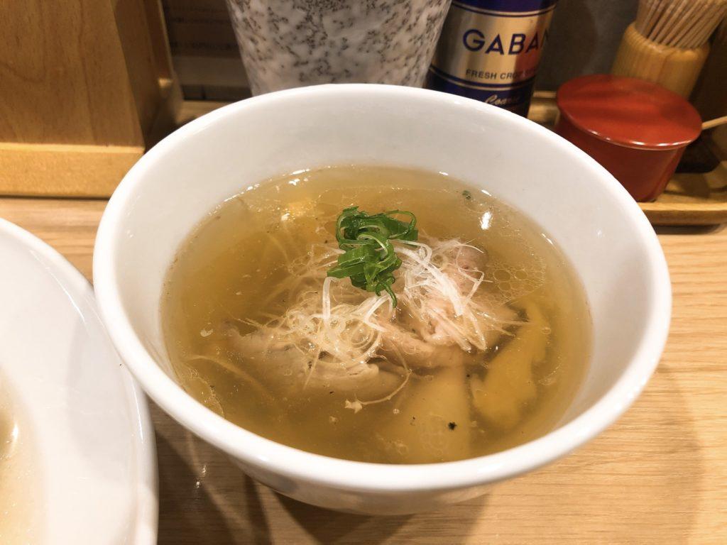 MAIKAGURAのスープ