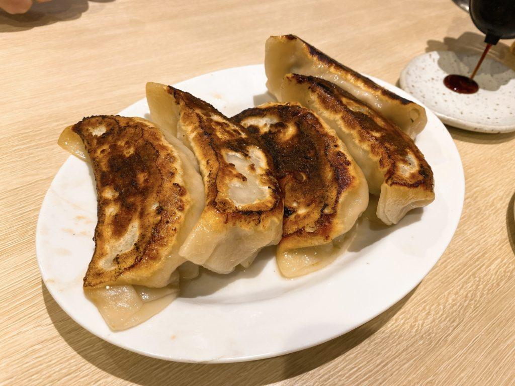 心の味製麺の餃子