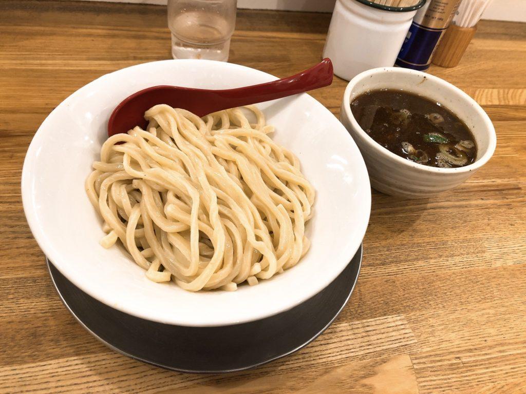 麺や七彩のつけ麺