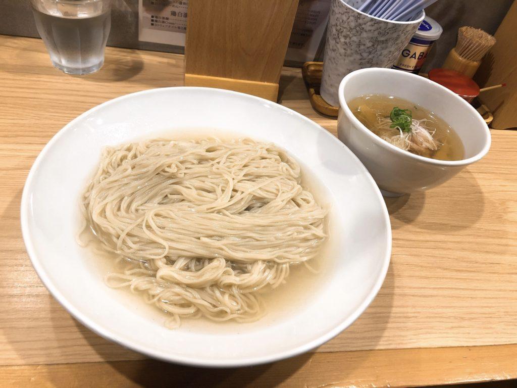 MAIKAGURAのつけ麺
