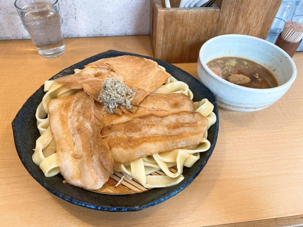 魚とんのつけ麺
