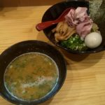 煌の特製つけ麺