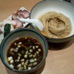 かつら木の特製濃厚昆布水つけ麺