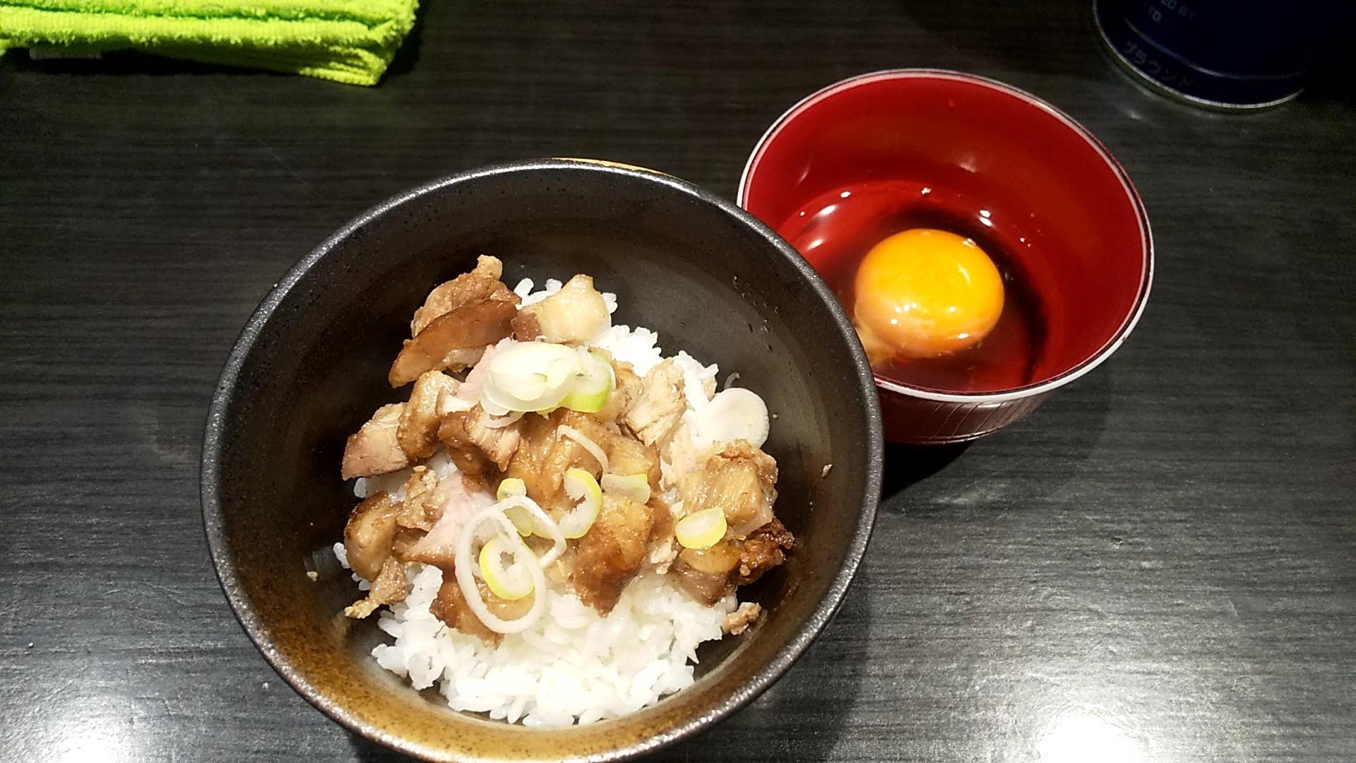 伊藤銀座店の卵かけご飯の写真