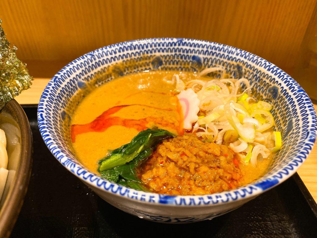 舎鈴の坦々スープ