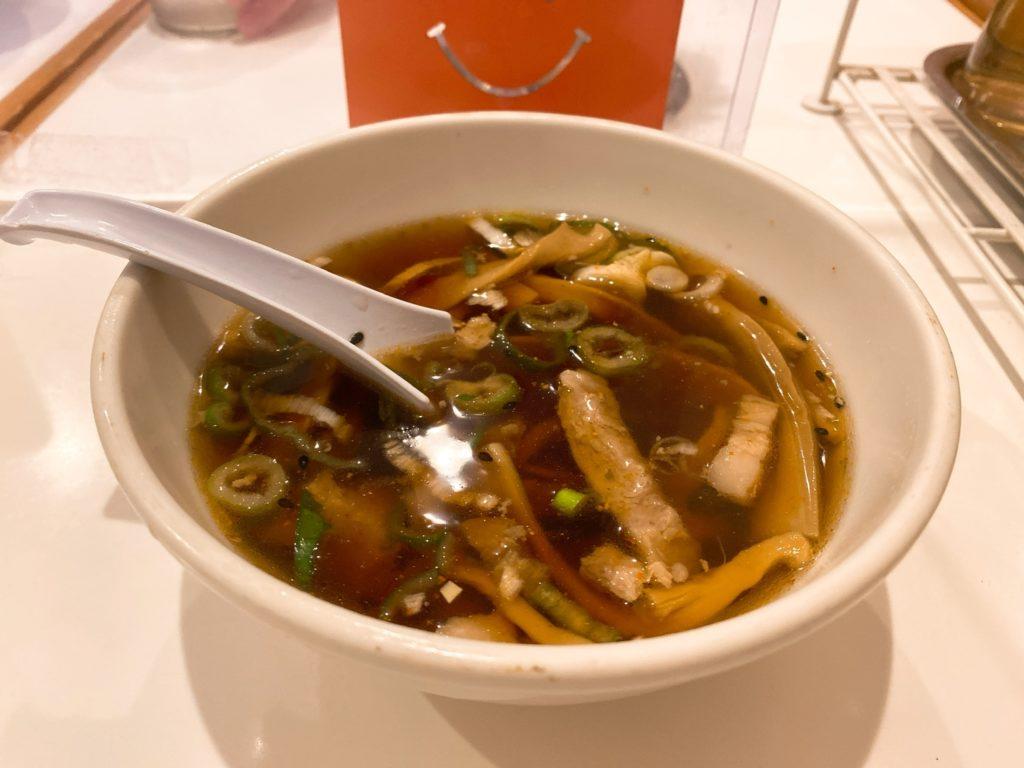 らぁめんほりうちのスープ