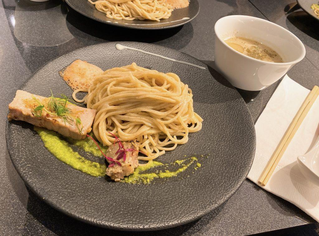 Japanese Soba Noodles 蔦のつけ麺