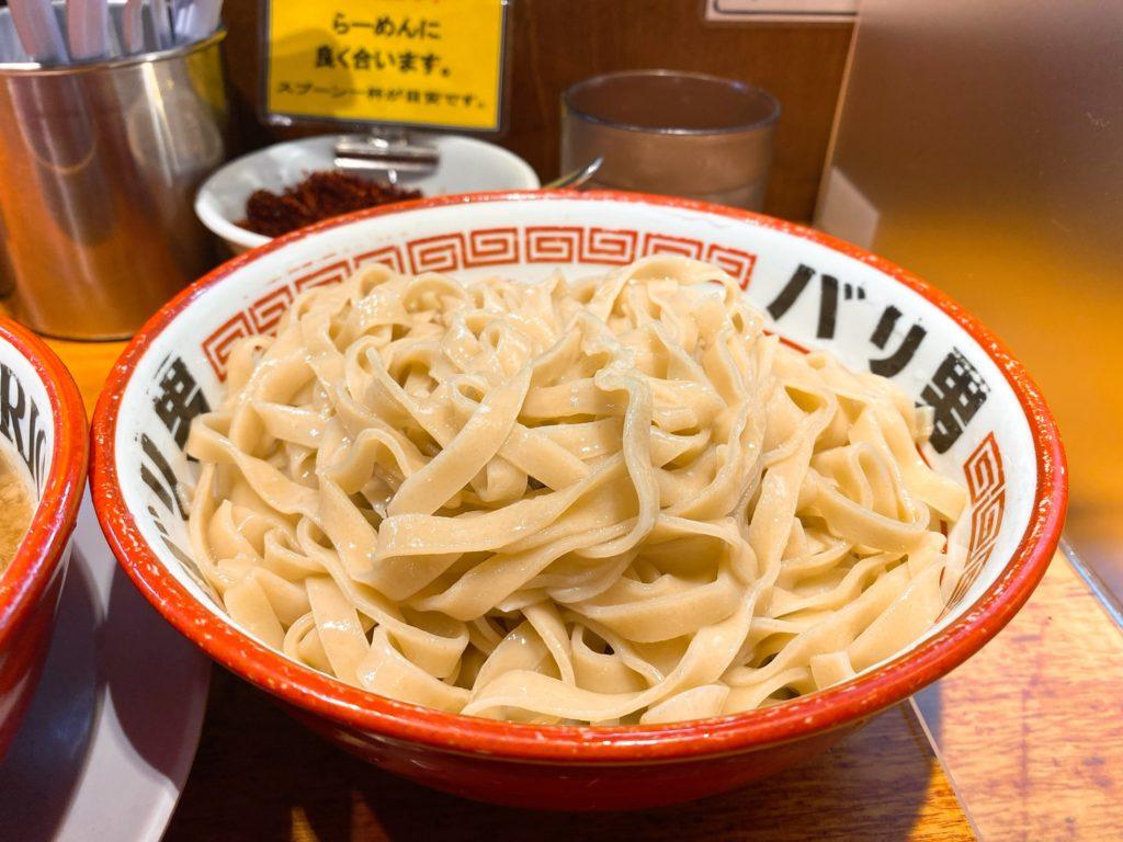 バリ男の麺