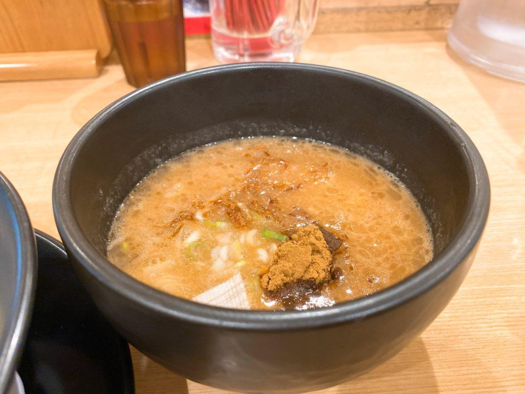 道玄家のスープ