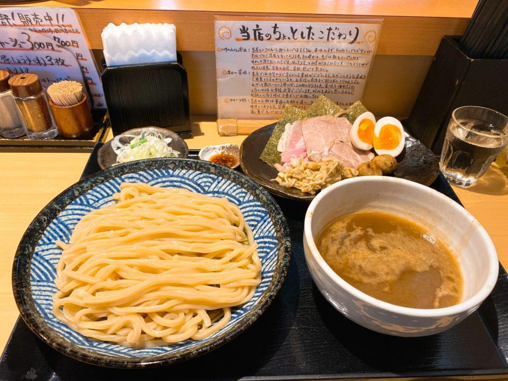 つけ麺道のつけ麺