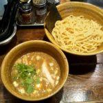 二代目えん寺のベジポタ味玉肉増し煮干しじめつけ麺の写真