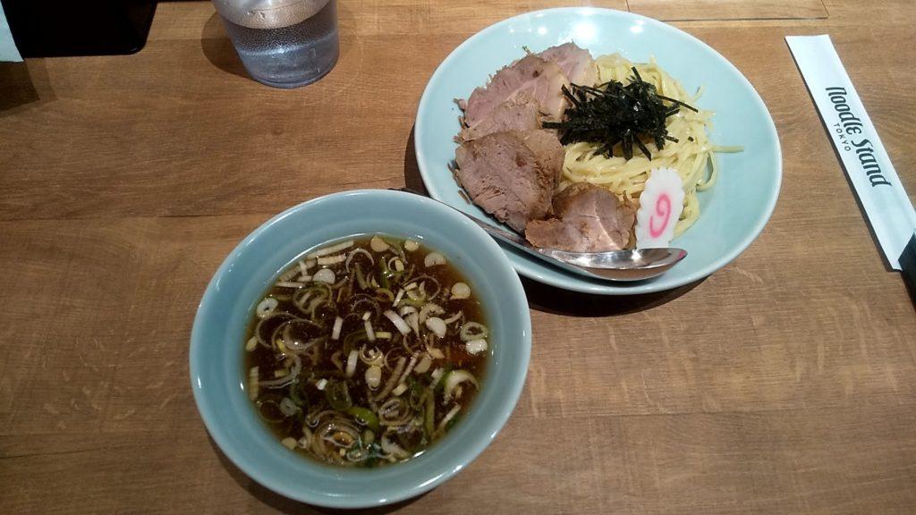NoodleStandTokyoのTOKYO肉もり中華の写真