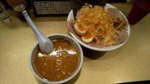 超ごってり麺ごっつのスペシャルつけ麺空の写真