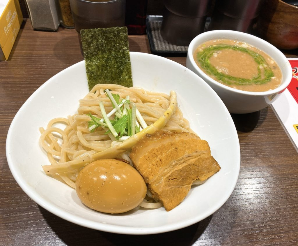 IZASAのつけ麺