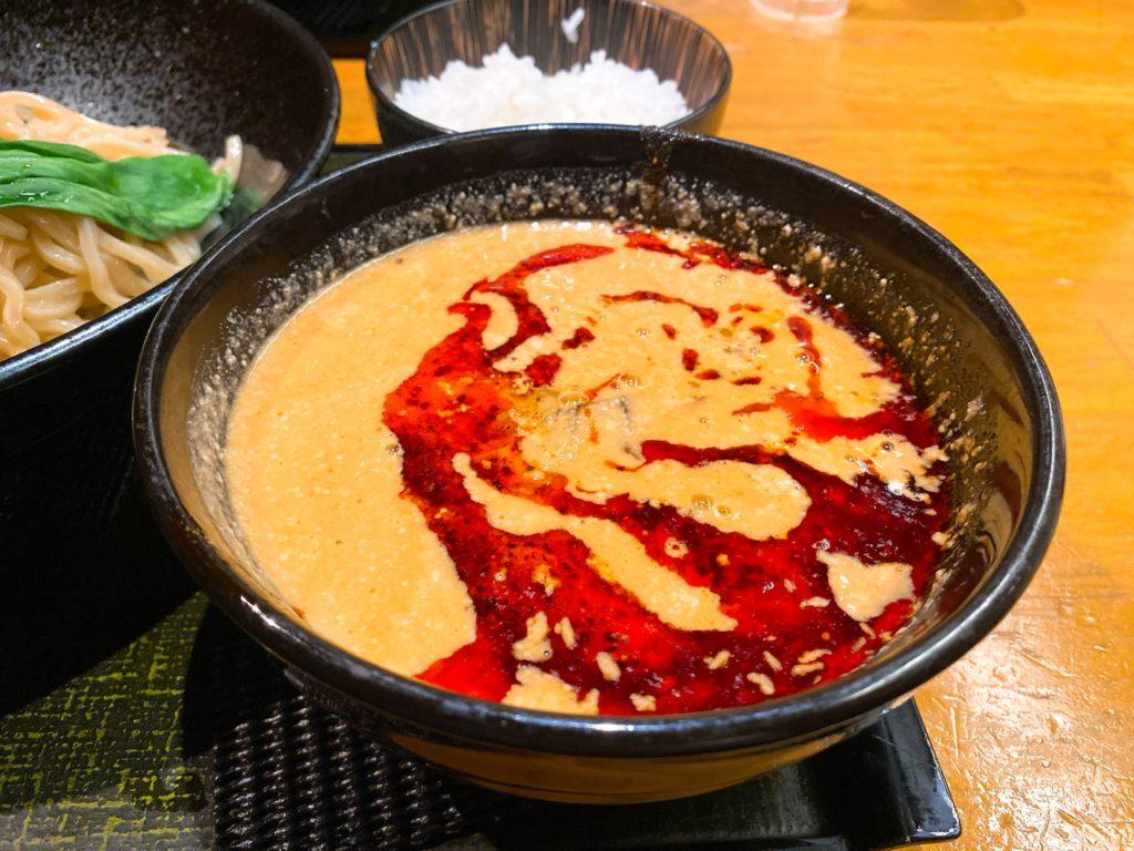 麺匠竹虎のスープ