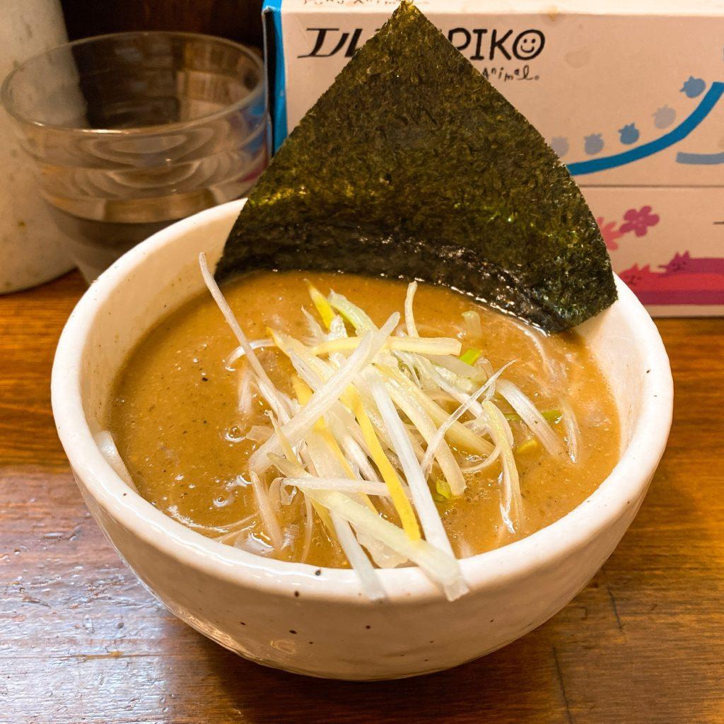 無銘のスープ