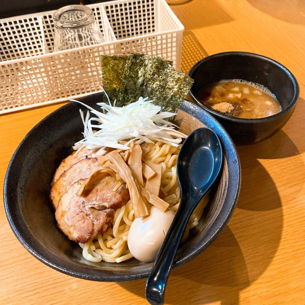 麺屋炙りのつけ麺