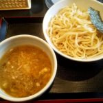 麺屋松尾のつけ麺の写真