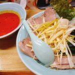 ラーメンショップ堀切の地獄ネギチャーシューつけ麺