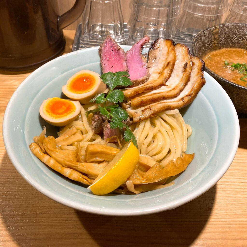 MENSHO TOKYOの麺