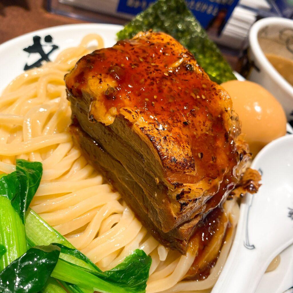 麺屋武蔵武仁のチャーシュー
