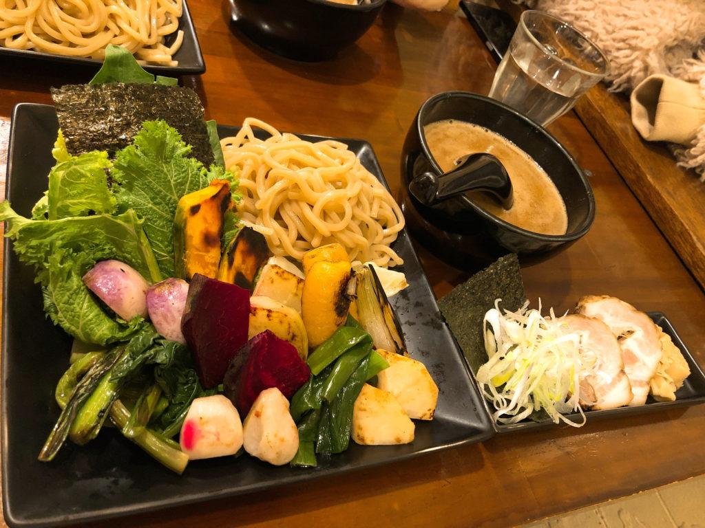 caminoのつけ麺