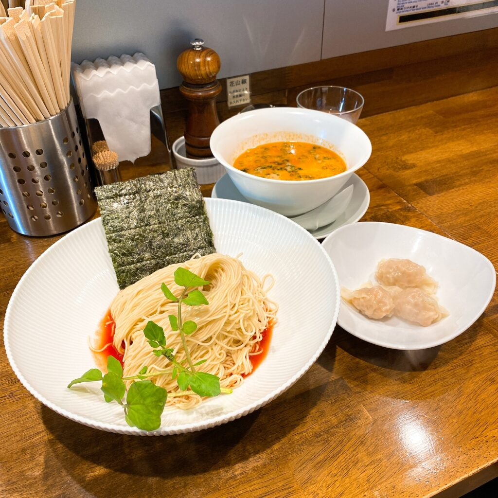 創作麺工房鳴龍のつけ麺