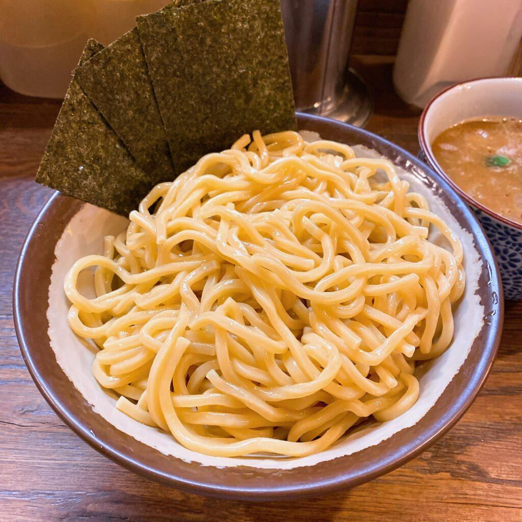 めん屋桔梗の麺
