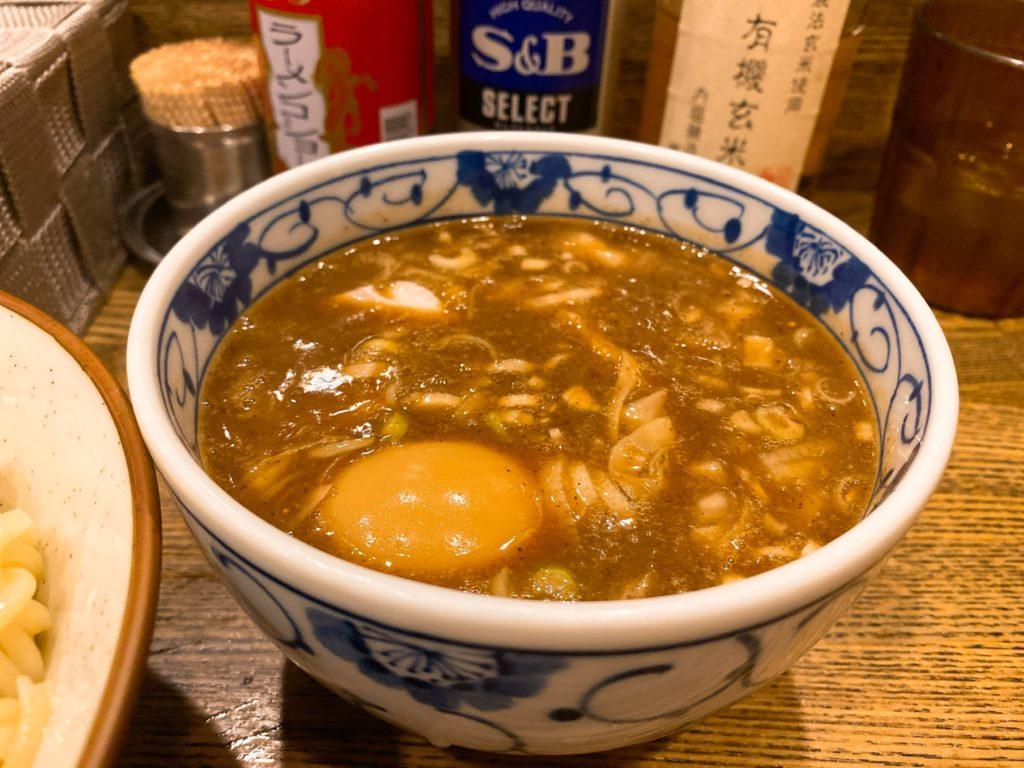 新橋纏のスープ