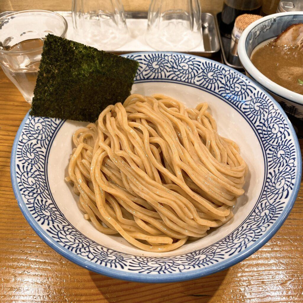 道玄坂マンモスの麺