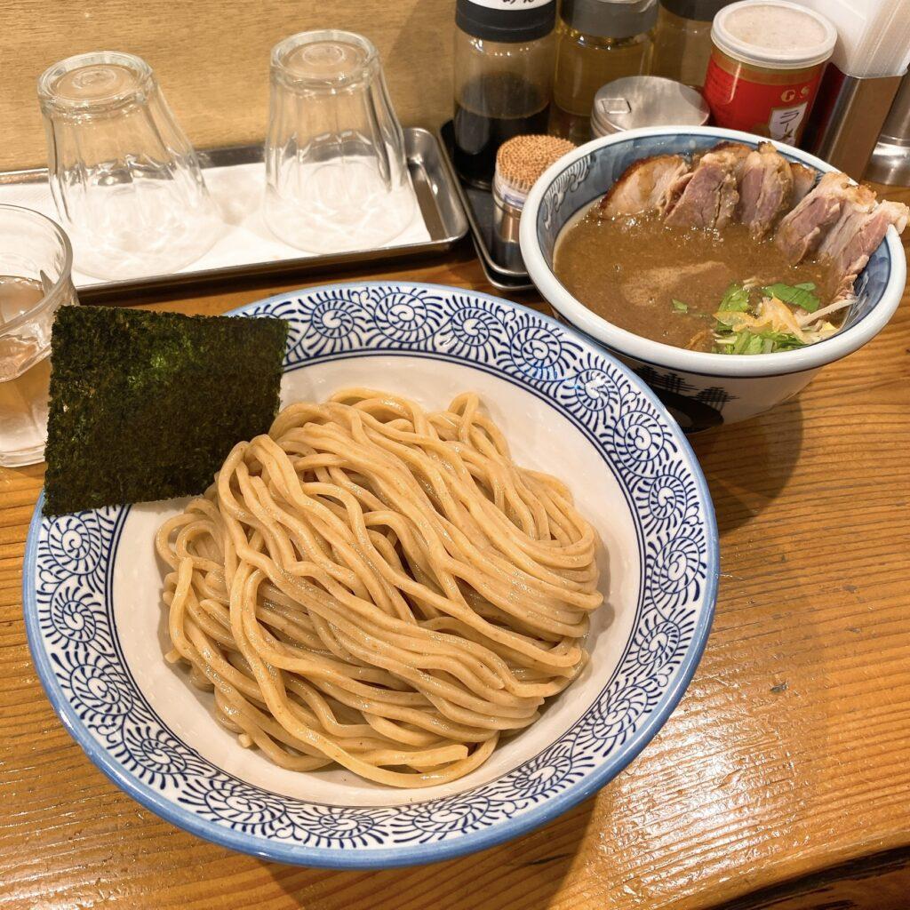 道玄坂マンモスのつけ麺