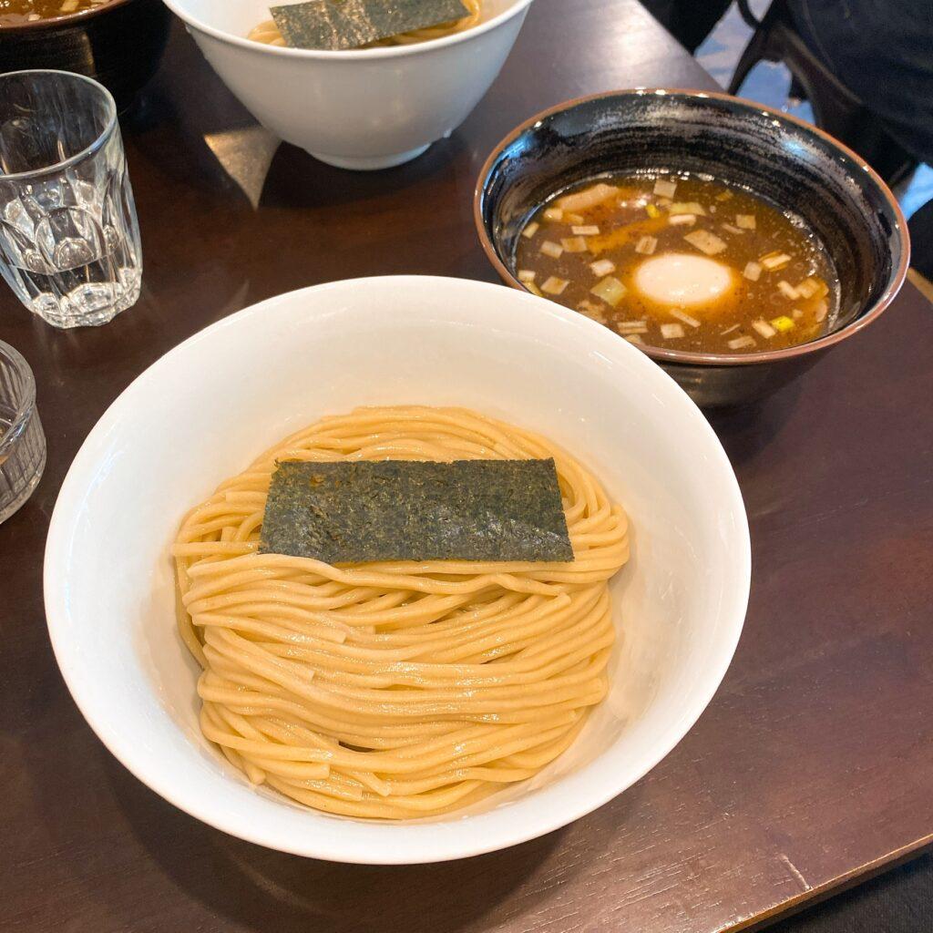 麦の香のつけ麺